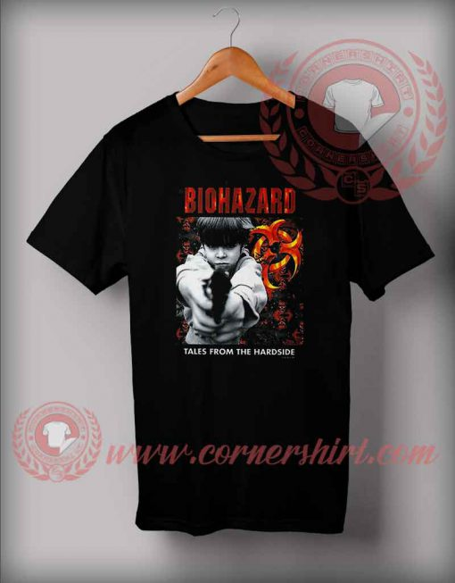 Biohazard Tales From The Hardside T shirt