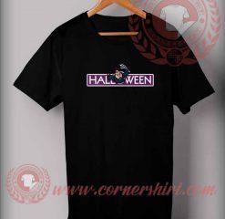 Halloween Town Parody T shirt
