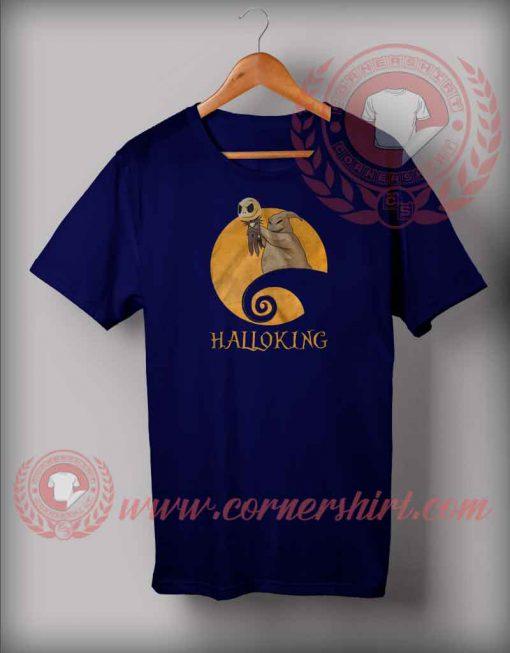 Jack Halloking Parody T shirt