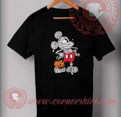 Mickey The Mummy Halloween T shirt