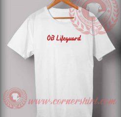 OB Lifeguard T shirt