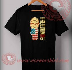 RBG Freedom For Fight It T shirt