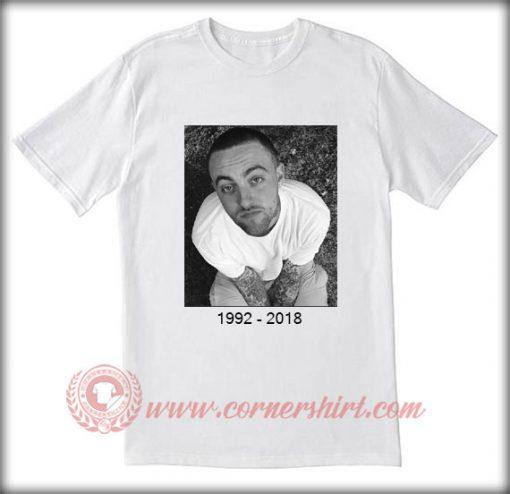 RIP Mac Miller T shirt