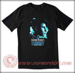Shawn Mendes Illuminate World Tour T shirt