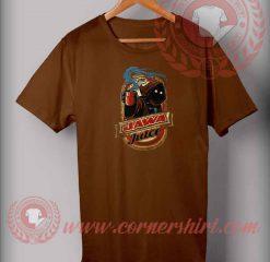 Star Wars Jawa Juice Parody T shirt