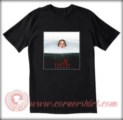 Teeth Every Rose Has Its Thorns T shirt