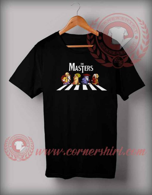 The Masters Road Parody T shirt
