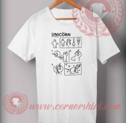 Unicorn Rules T shirt