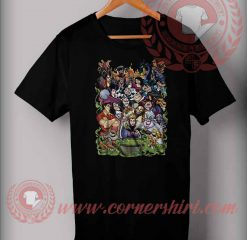 Villains Crew T shirt