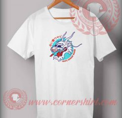White Dragon Wasabi T shirt