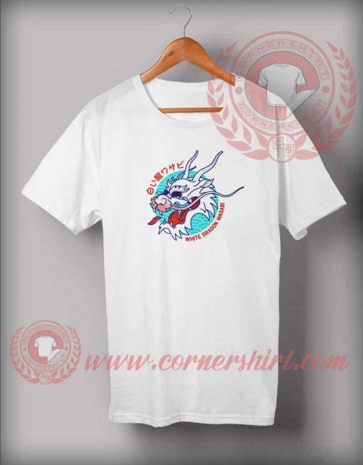 White Dragon Wasabi T shirt