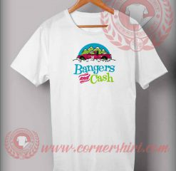 Bangers And Cash T shirt