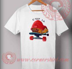 C'est La Vie T shirt