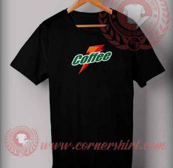 Coffee Is My Energy T shirt