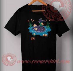 Dark Duck Detective T shirt