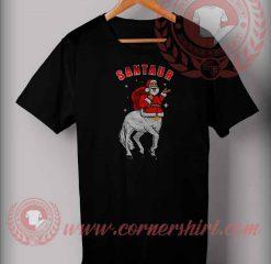 Santa Taurus Parody T shirt