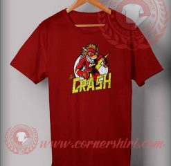 The Flash Crash Parody T shirt