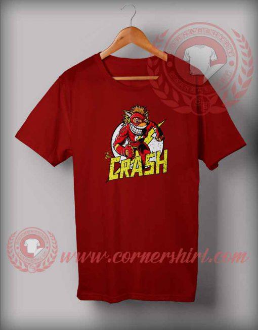 The Flash Crash Parody T shirt