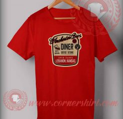The Winchester Bros Diner T shirt