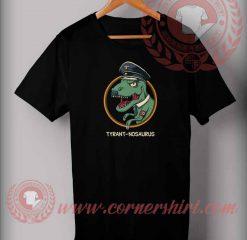 Tyrant Nosurus Parody T shirt