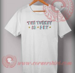 Christmas The Turkey T shirt