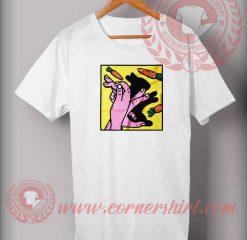 I Catch You Bunny T shirt
