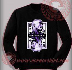 King Tupac Shakur Sweatshirt