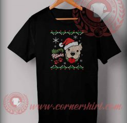 Merry Pitmas Ugly Christmas T shirt