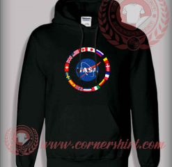 Nasa All Country Flag Hoodie