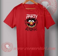 Party Animal Only T shirt