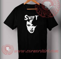 Taylor Swift Misfits Parody T shirt