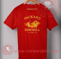 Twin Peaks Packard Sawmill T shirt