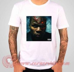 50 Cent Before I Self Destruct Albums T shirt