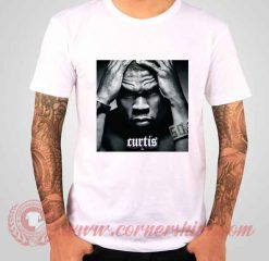 50 Cent Curtis Albums T shirt