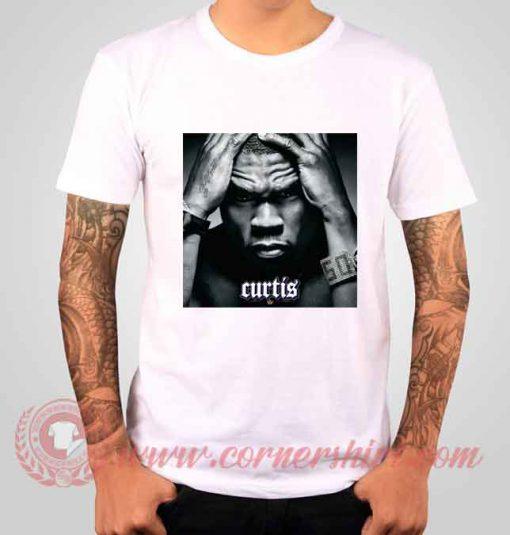 50 Cent Curtis Albums T shirt