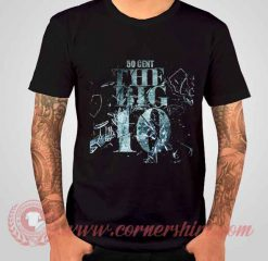 50 Cent The Big 10 Albums T shirt