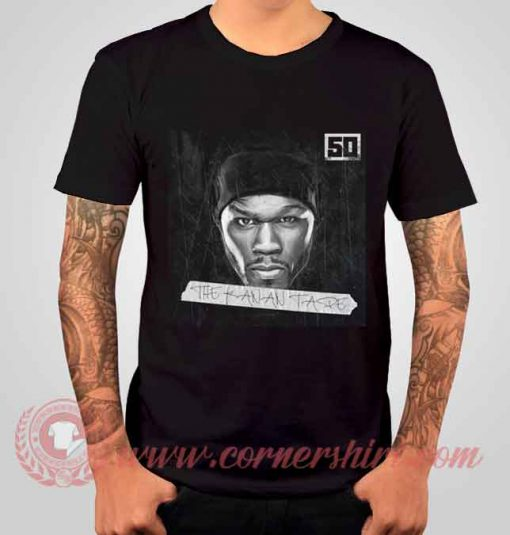 50 Cent The Kanan Tape Albums T shirt