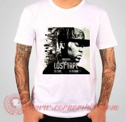 50 Cent The Lost Tape Albums T shirt
