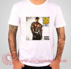 50 Cent The Massacre Albums T shirt