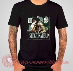 50 Cent Return Of The Mixtape Millionaire Albums T shirt