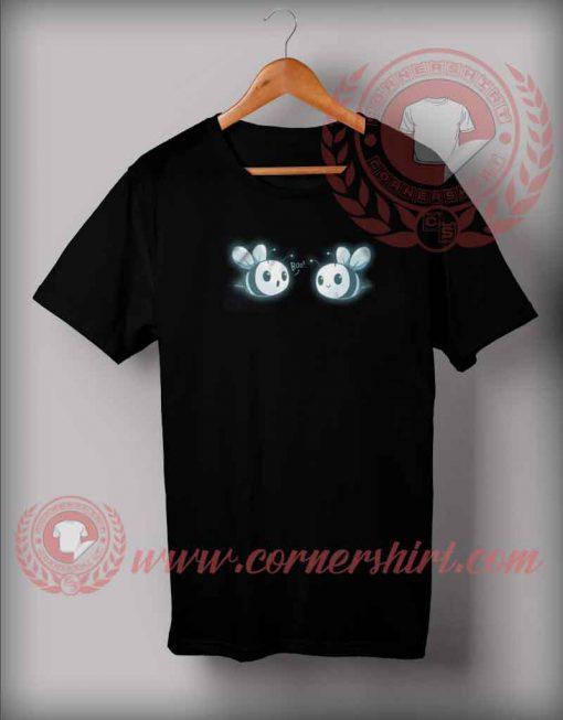 Bee Glow In The Dark T shirt