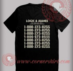 Billie Eilish Feat Khalid Lovely Tour T shirt