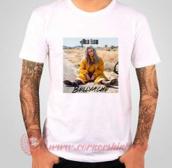 Billie Eilish Bellyache T shirt