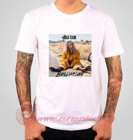 Billie Eilish Bellyache T shirt