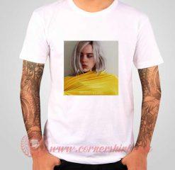 Billie Eilish Bored T shirt