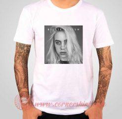 Billie Eilish Ocean Eyes T shirt