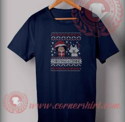Christmas Is Coming Ugly T Shirt
