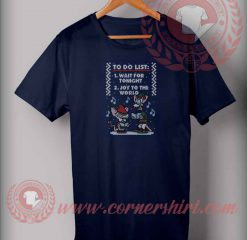 Christmas List Tonight T Shirt