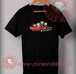 Clown King The Road T shirt