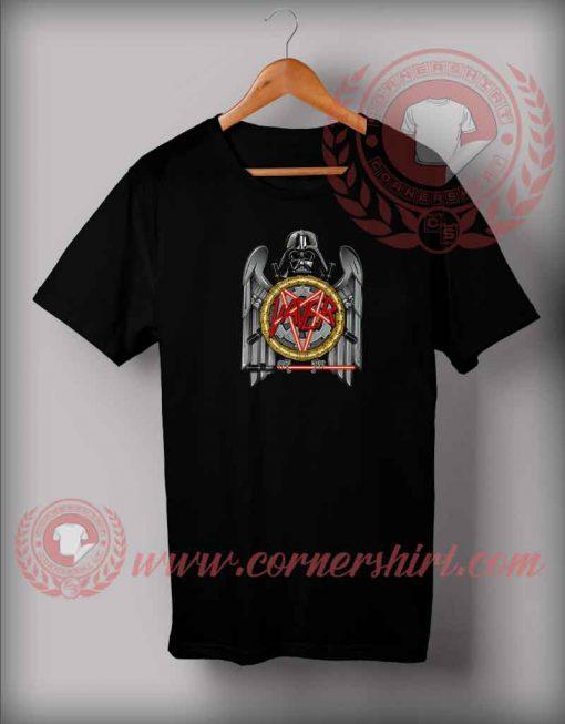 Death Vader Logo Parody T shirt